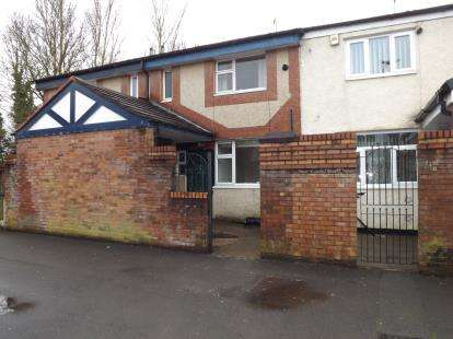 3 Bedrooms Terraced House for sale in Valiant Close, Padgate, Warrington, Cheshire