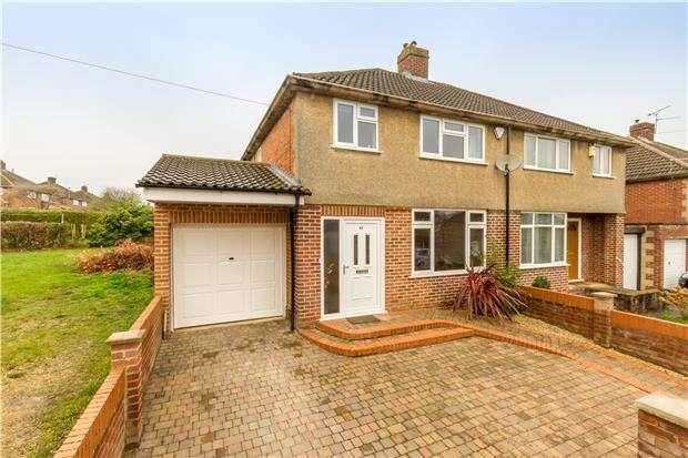 3 Bedrooms Semi Detached House for sale in Laburnum Road, OXFORD, OX2 9EN