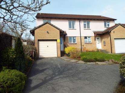 4 Bedrooms Semi Detached House for sale in Bath Road, Wells, Somerset