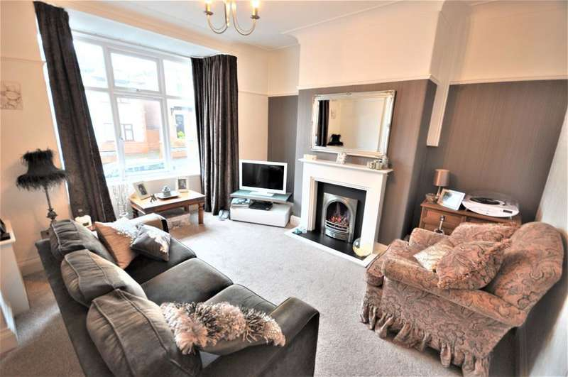 3 Bedrooms Terraced House for sale in Meath Road, Broadgate, Preston, Lancashire, PR1 8EP