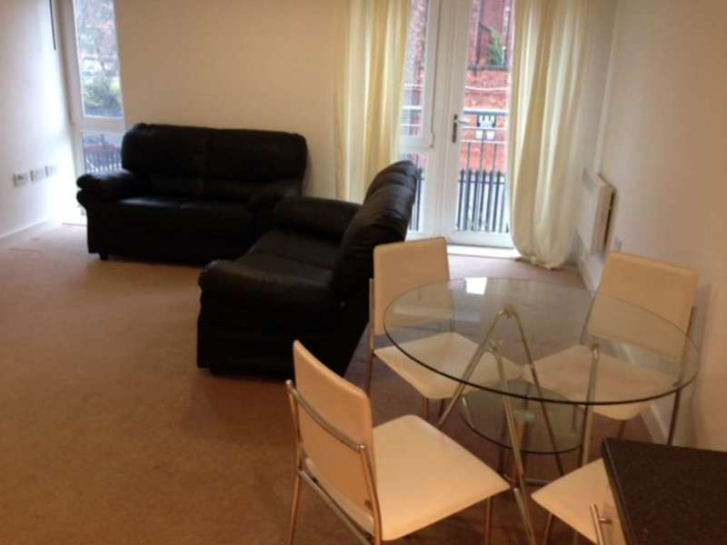 1 Bedroom Apartment Flat for sale in Albert Mill Oldfield Road, Salford