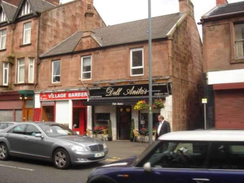 1 Bedroom Flat for rent in Main Street, Uddingston