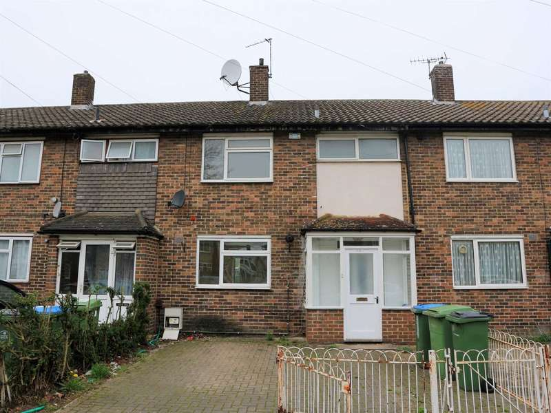 2 Bedrooms Terraced House for sale in Panfield Road, Abbeywood