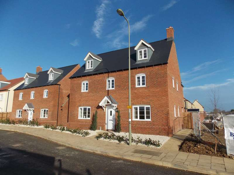 6 Bedrooms Detached House for rent in Whitelands Way, Bicester