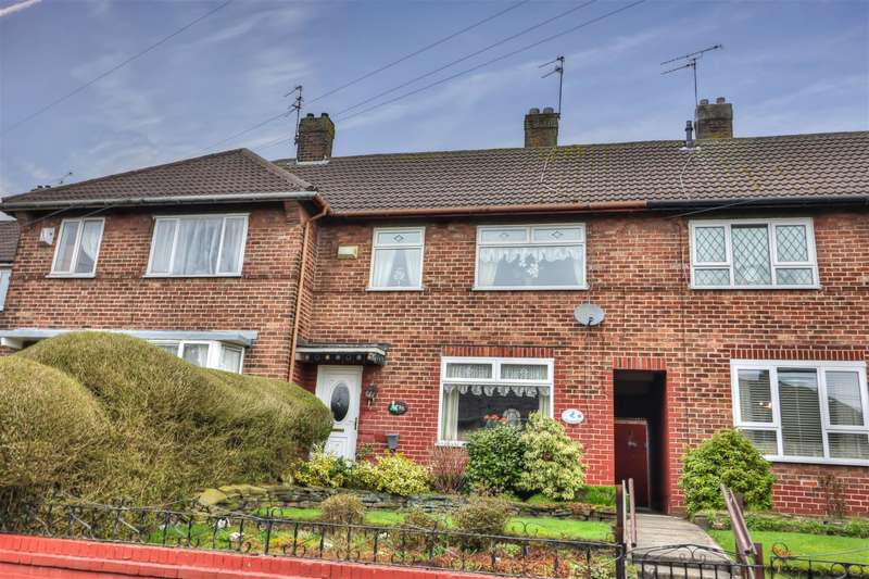 3 Bedrooms Town House for sale in Hollowspell, Rochdale, OL12 9AW