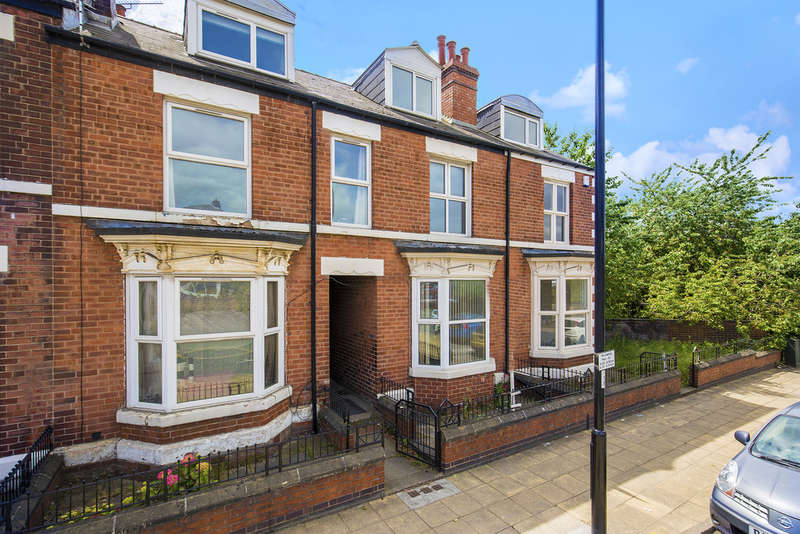 4 Bedrooms Terraced House for sale in 222 Staniforth Road, Darnall, S9 3FS