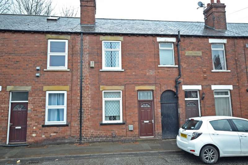 2 Bedrooms Terraced House for sale in Thornes Lane, Thornes, Wakefield