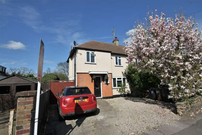 3 Bedrooms Semi Detached House for sale in Loftin Way, Chelmsford