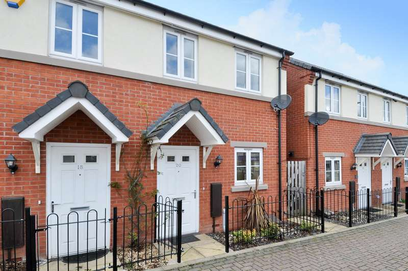 2 Bedrooms Semi Detached House for sale in Norman Lane, Northfield, Birmingham, B31