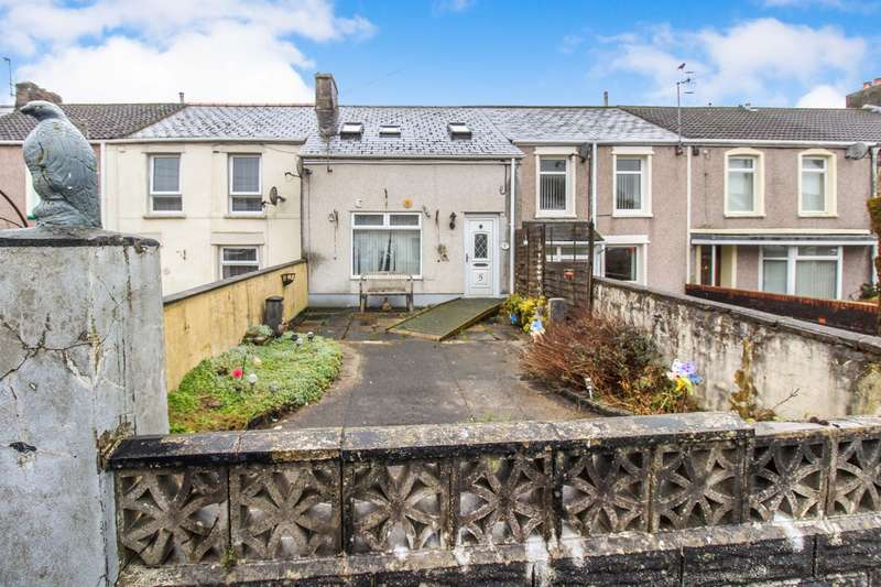 4 Bedrooms Terraced House for sale in Pochin Crescent, Tredegar, NP22
