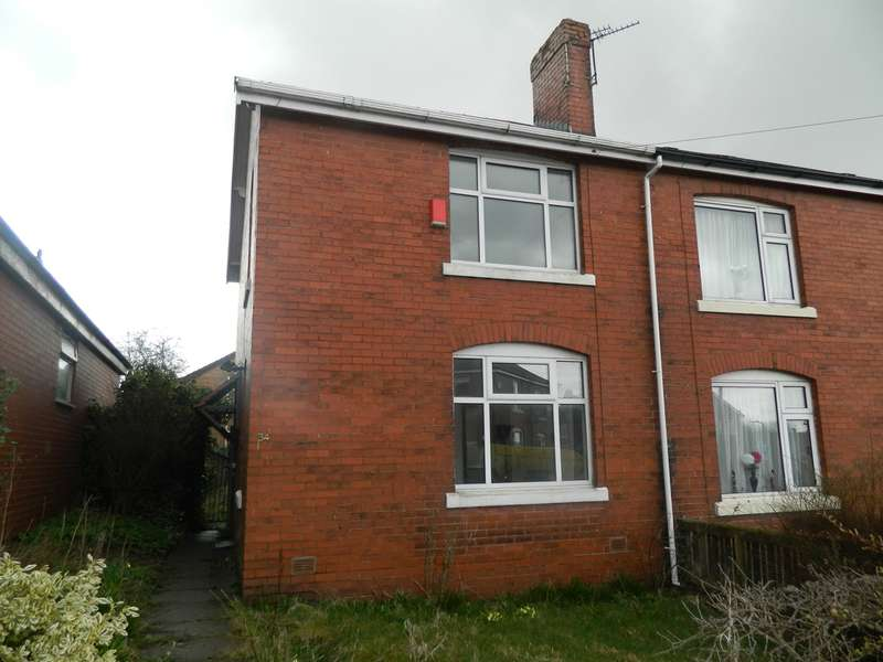 2 Bedrooms Semi Detached House for sale in Chaffinch Drive, Bury, BL9