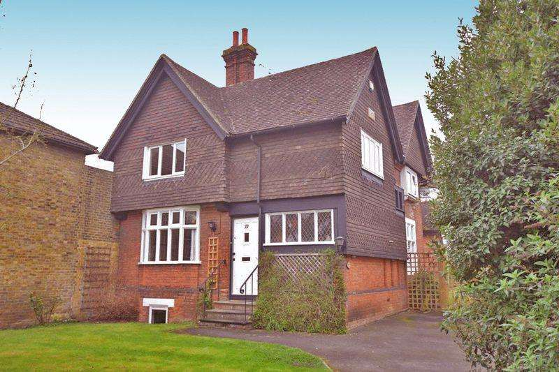 4 Bedrooms Detached House for sale in Tonbridge Road, Maidstone