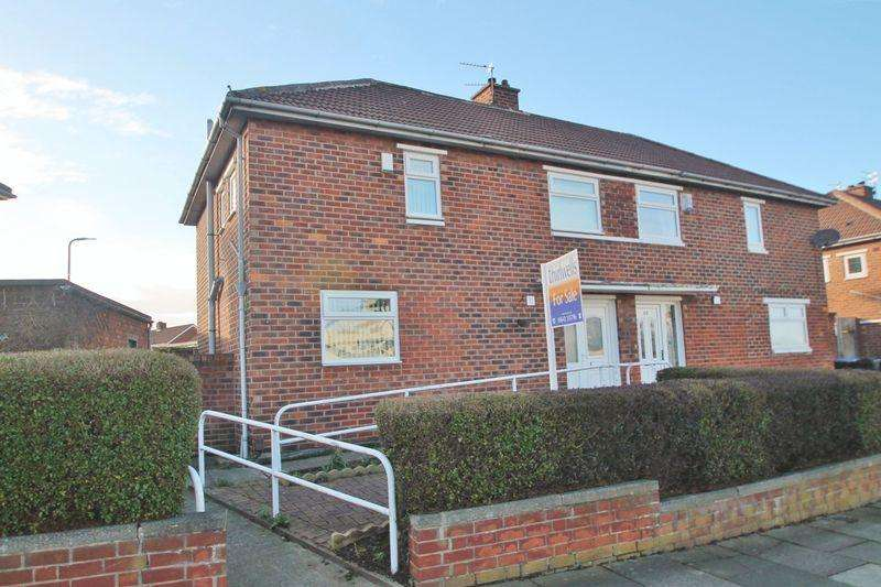 2 Bedrooms Semi Detached House for sale in Penistone Road, Park End