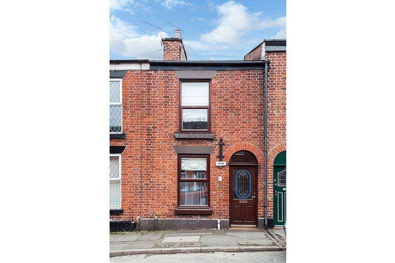 2 Bedrooms Terraced House for sale in Swan Street, Congleton