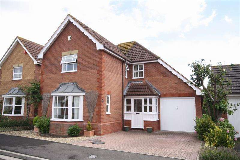 4 Bedrooms Detached House for rent in Friars Way, BURNHAM-ON-SEA