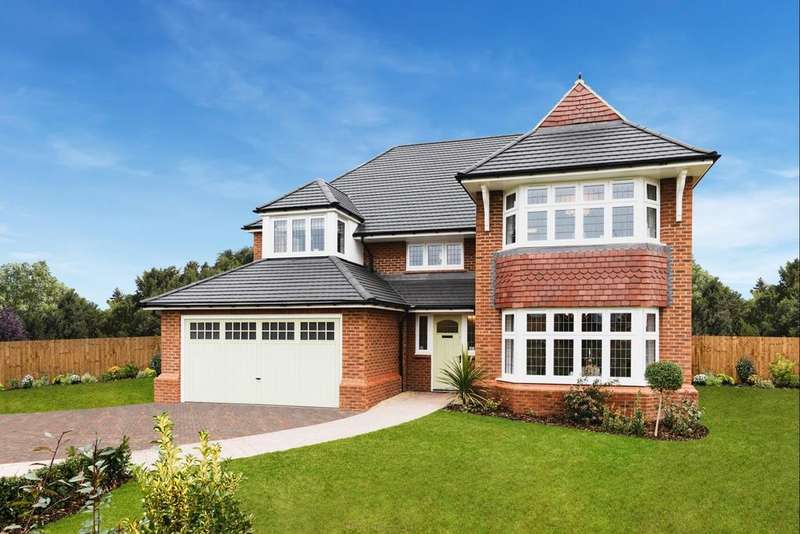 4 Bedrooms Detached House for sale in Dunmow, Essex, CM6