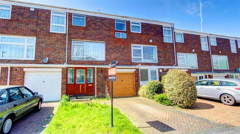 3 Bedrooms Town House for sale in Bidborough Close, Bromley, Kent