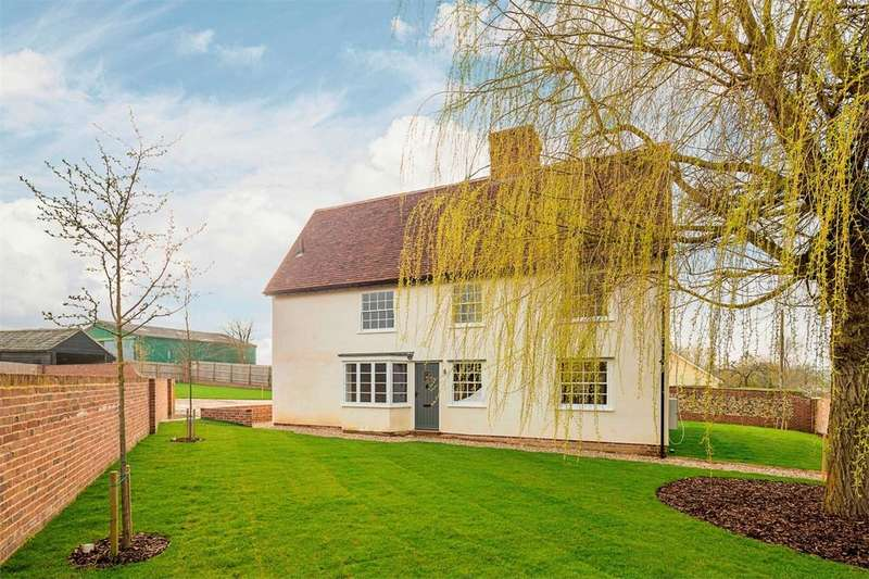 5 Bedrooms Detached House for sale in Carters Farmhouse, Shudy Camps, Shudy Camps