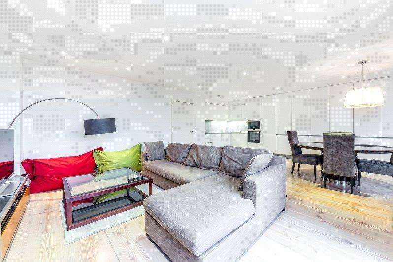 2 Bedrooms Flat for rent in Marshall Street, London, W1F