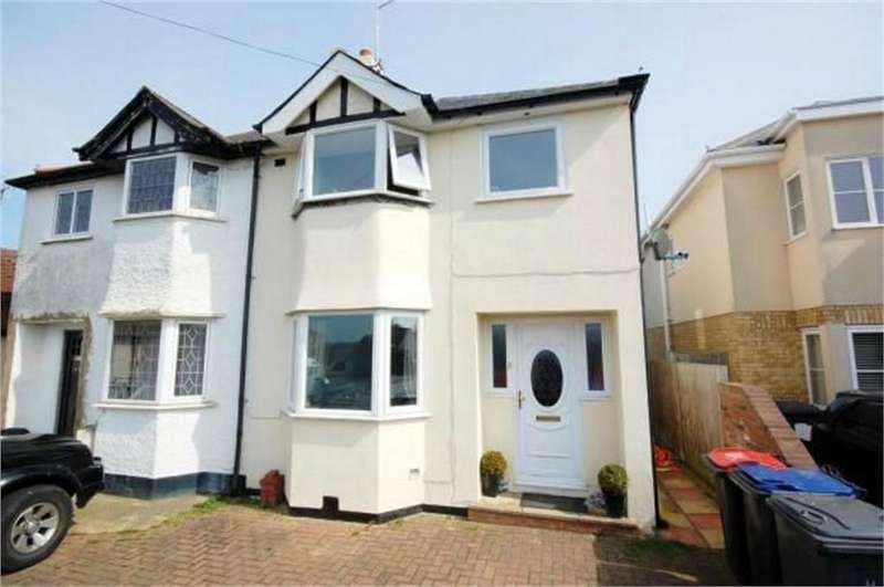 3 Bedrooms Semi Detached House for sale in Albion Lane, Herne, Herne Bay, Kent