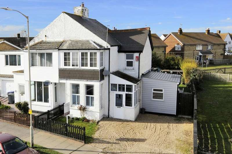 3 Bedrooms Semi Detached House for sale in Sea Street, Herne Bay, Kent