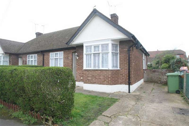 2 Bedrooms Bungalow for sale in Popes Crescent, Pitsea, Essex