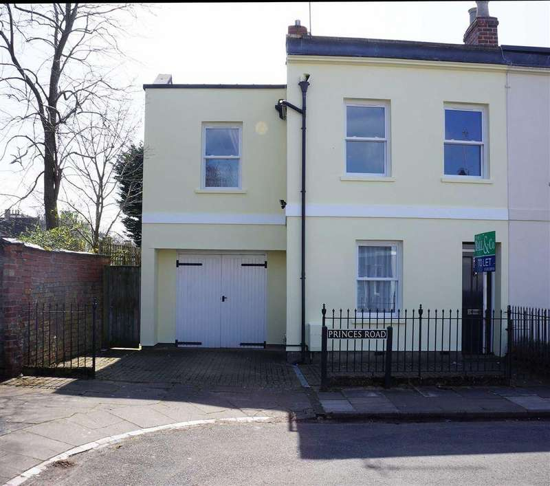 3 Bedrooms End Of Terrace House for rent in Princes Road, Tivoli, Cheltenham