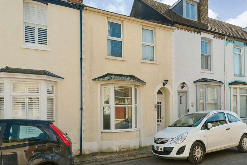 3 Bedrooms Terraced House for sale in Argyle Road, Whitstable, Kent