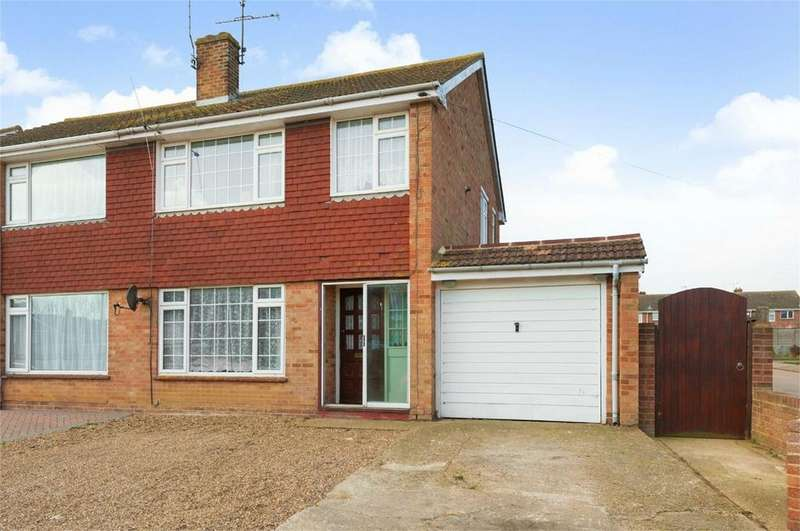 3 Bedrooms Semi Detached House for sale in The Heath, Whitstable, Kent