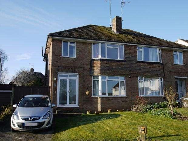 3 Bedrooms Semi Detached House for sale in Knighton Road, Otford, Sevenoaks