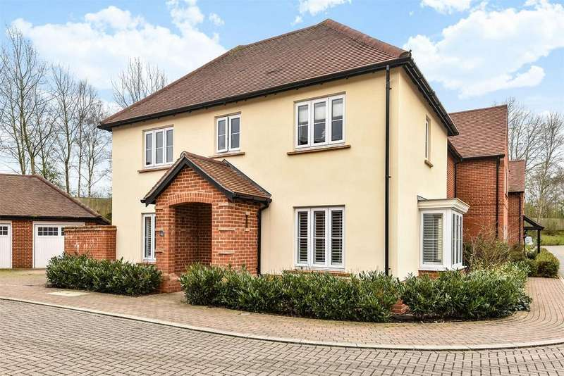 3 Bedrooms Detached House for sale in Alresford, Hampshire