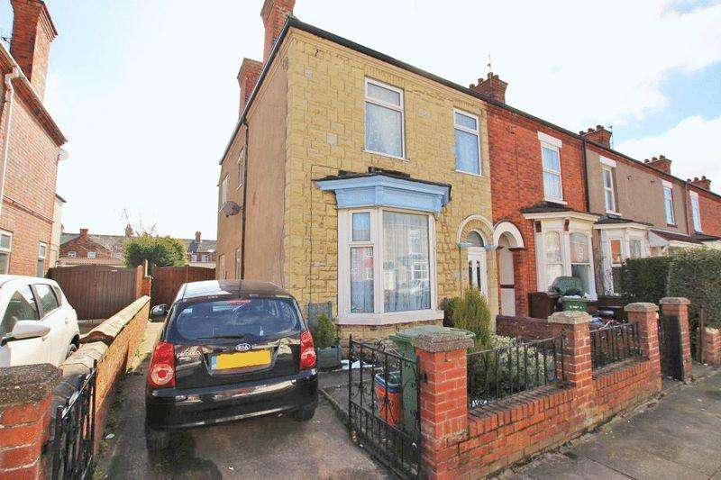 4 Bedrooms End Of Terrace House for sale in TORRINGTON STREET, GRIMSBY