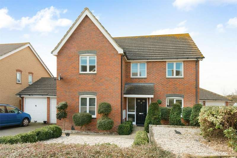 4 Bedrooms Detached House for sale in Major Close, Whitstable, Kent