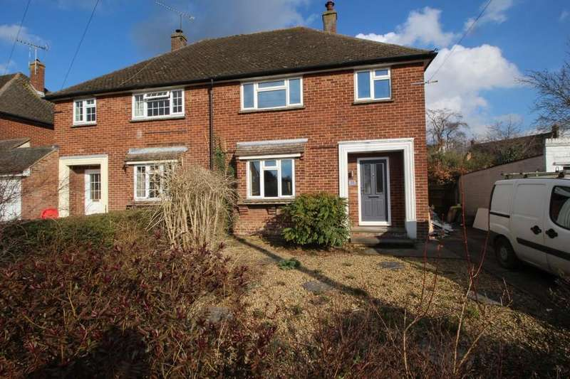 3 Bedrooms Semi Detached House for rent in Tudor Drive, Otford, Sevenoaks