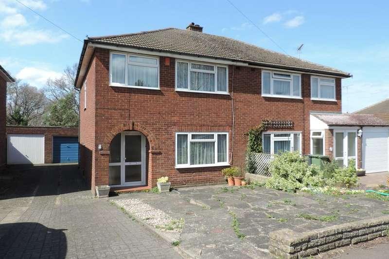 3 Bedrooms Semi Detached House for sale in Drayton Avenue, Potters Bar EN6