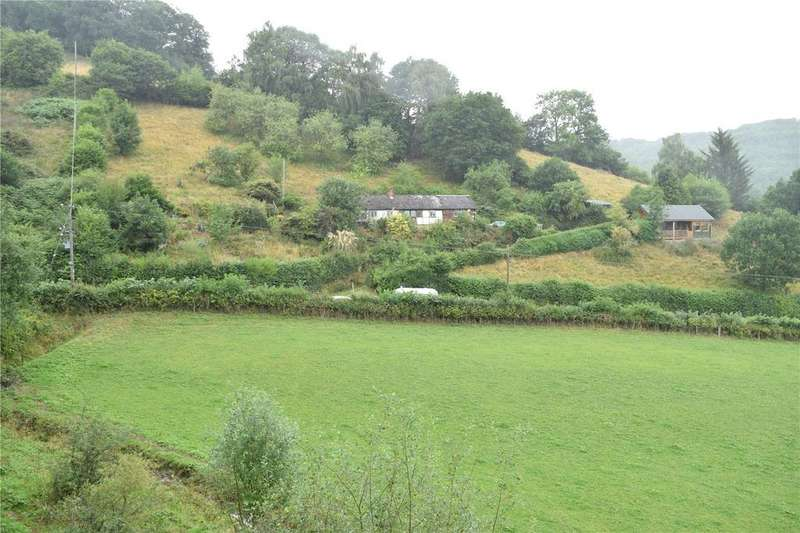 2 Bedrooms Detached Bungalow for sale in Abermule, Montgomery, Powys