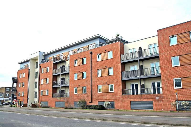 2 Bedrooms Apartment Flat for sale in Princes Way, Bletchley, Milton Keynes