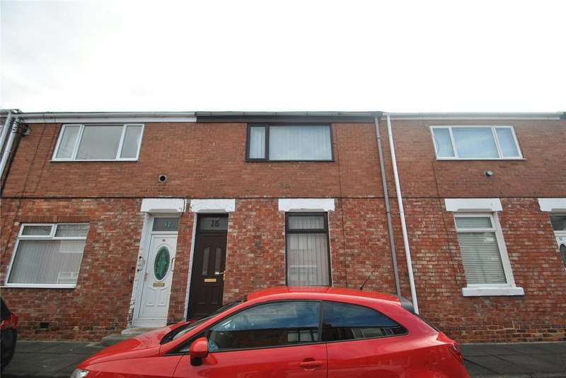 3 Bedrooms Terraced House for sale in Station Road, Houghton le Spring, Tyne and Wear, DH4