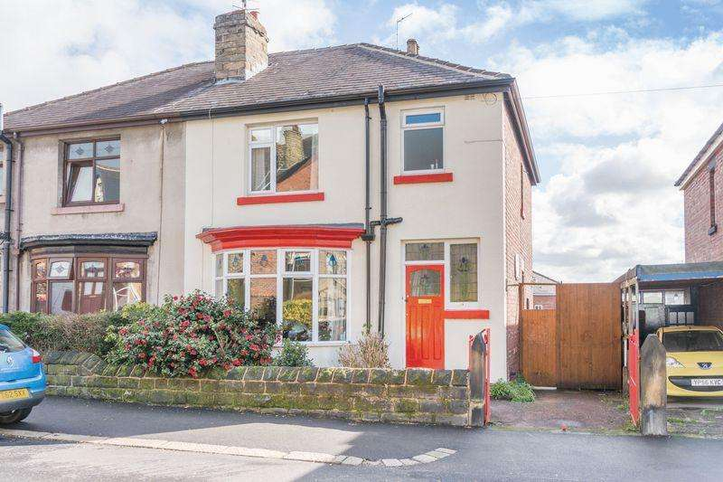 3 Bedrooms Semi Detached House for sale in Overton Road, Hillsborough, S6 1WG - No Chain Involved - Early Completion Available