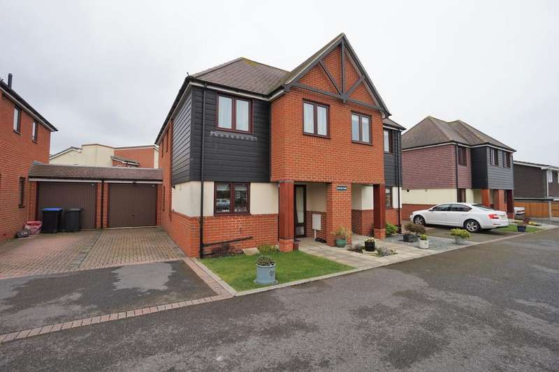 3 Bedrooms Semi Detached House for sale in Minnis Park, Minnis Road, Birchington CT7