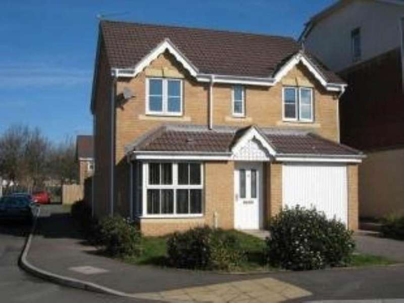 4 Bedrooms Detached House for rent in Clos Springfield, Talbot Green, Pontyclun