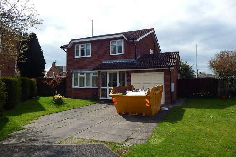 3 Bedrooms Detached House for sale in Meridian Walk, Holbeach , PE12