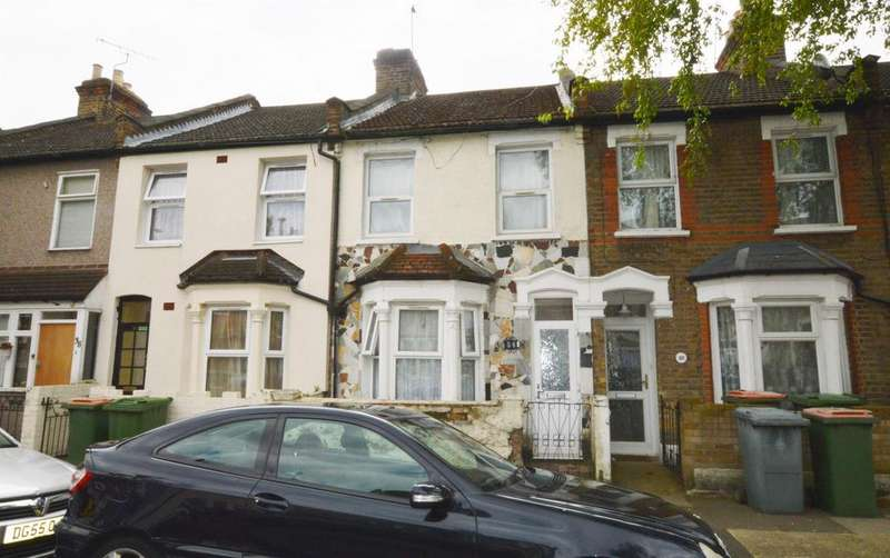 3 Bedrooms Terraced House for sale in Brock Road, Plaistow, London, E13 8LZ