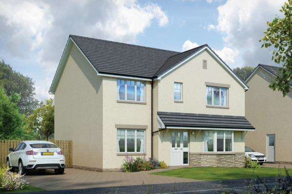 4 Bedrooms Detached House for sale in Plot 28 Cairngorm, Oaktree Gardens, Alloa Park, Alloa, Stirling, FK10 1QY