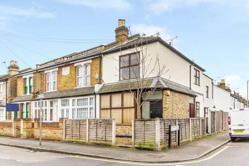 1 Bedroom Flat for sale in Elm Road, Kingston upon Thames KT2
