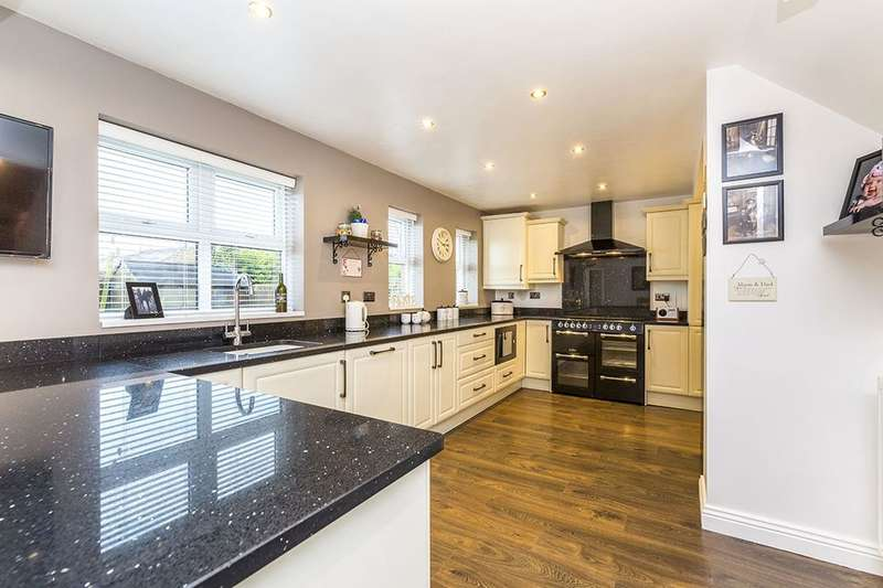 4 Bedrooms Detached House for sale in Brantwood, Chester Le Street, DH2