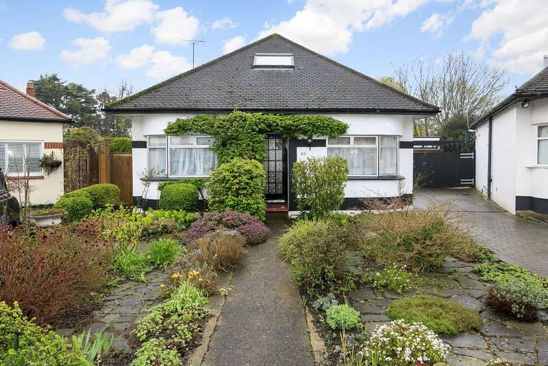 3 Bedrooms House for sale in ROSECROFT GARDENS, TWICKENHAM