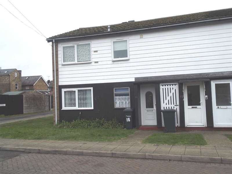 2 Bedrooms Maisonette Flat for sale in Haward Road, Hoddesdon