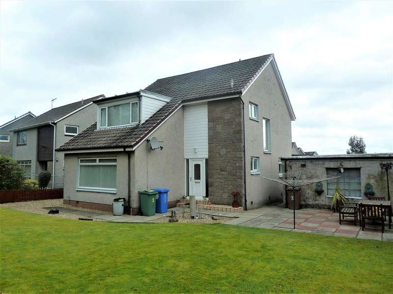 4 Bedrooms Detached House for sale in Souilliac Drive, Denny