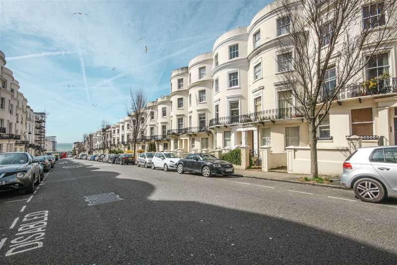 1 Bedroom Flat for sale in Lansdown Place, Hove